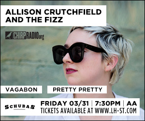 CHIRP welcomes Allison Crutchfield