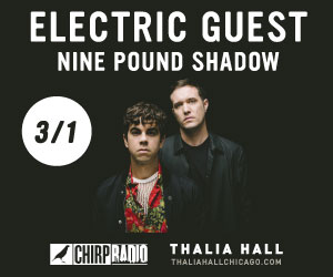 CHIRP Radio welcomes Electric Guest