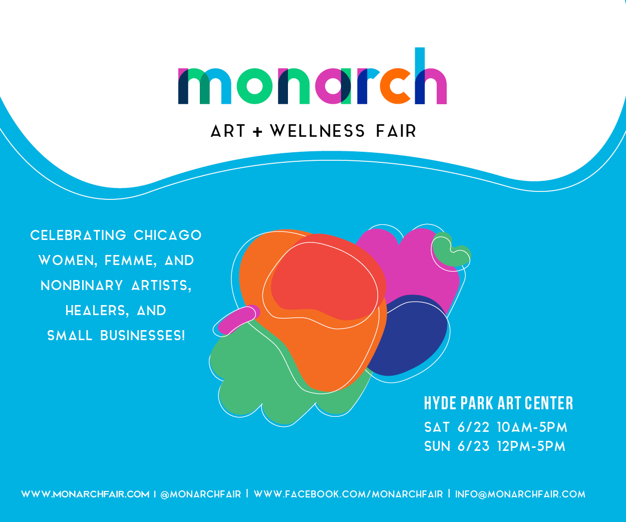 Monarch Art + Wellness Fair