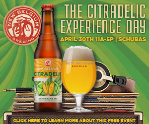 New Belgium Citradelic Experience Day