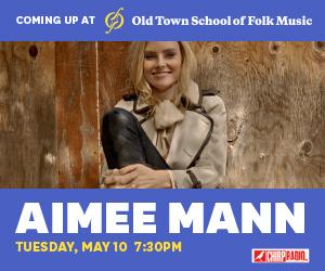 CHIRP Radio presents Aimee Mann