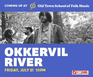 CHIRP welcomes Okkervil River