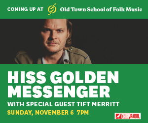 CHIRP welcomes Hiss Golden Messenger