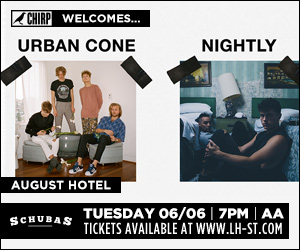 CHIRP welcomes Urban Cone