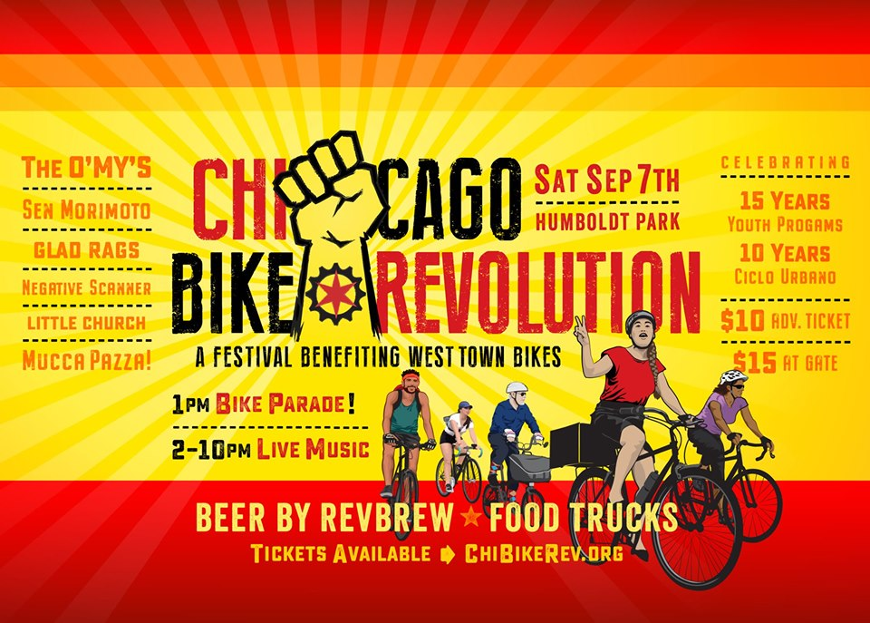 Chicago Bike Revolution