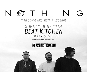 CHIRP welcomes Nothing