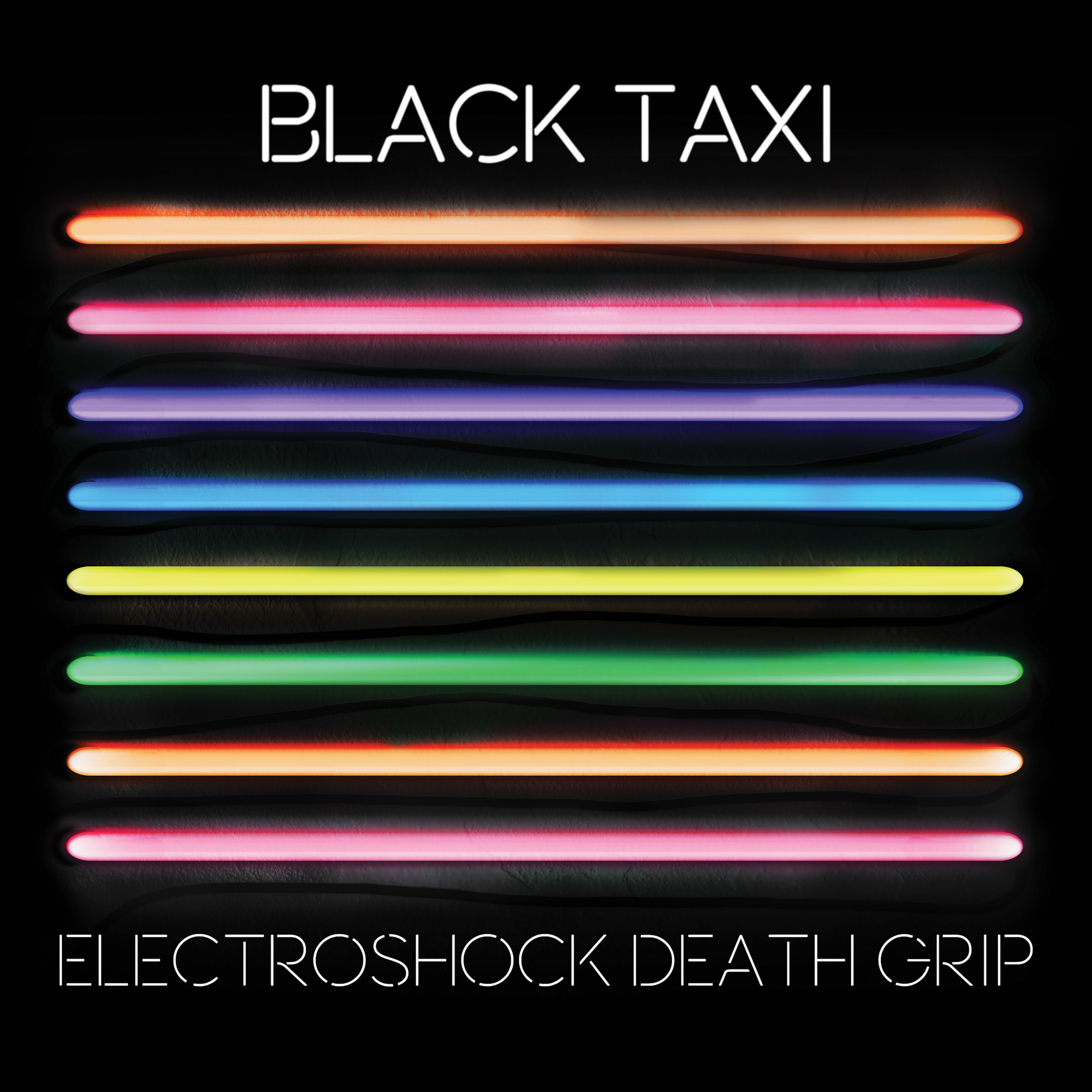 Black Taxi Electroshock Death Grip