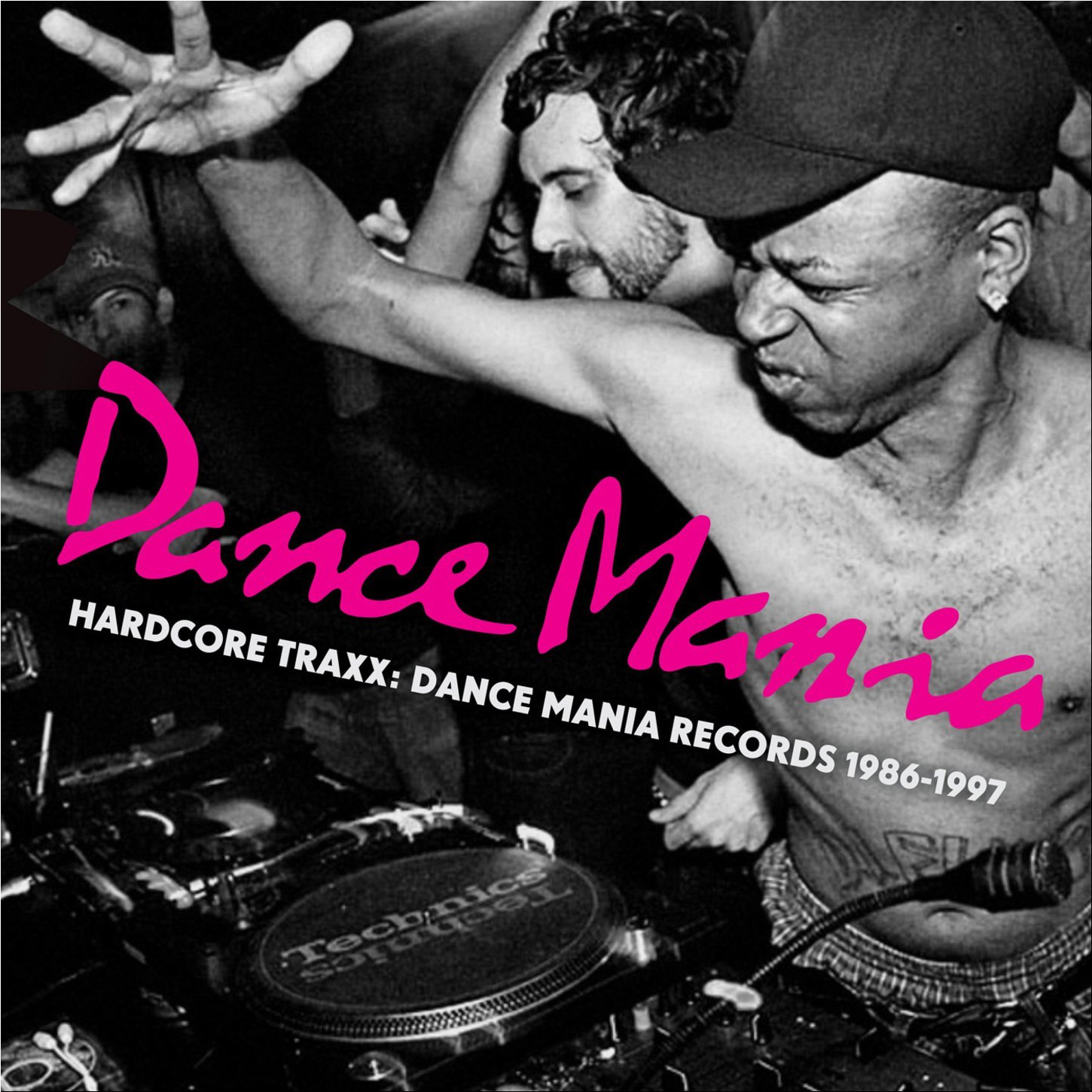 Various Artists Hardcore Traxx: Dance Mania Records 1986-1997