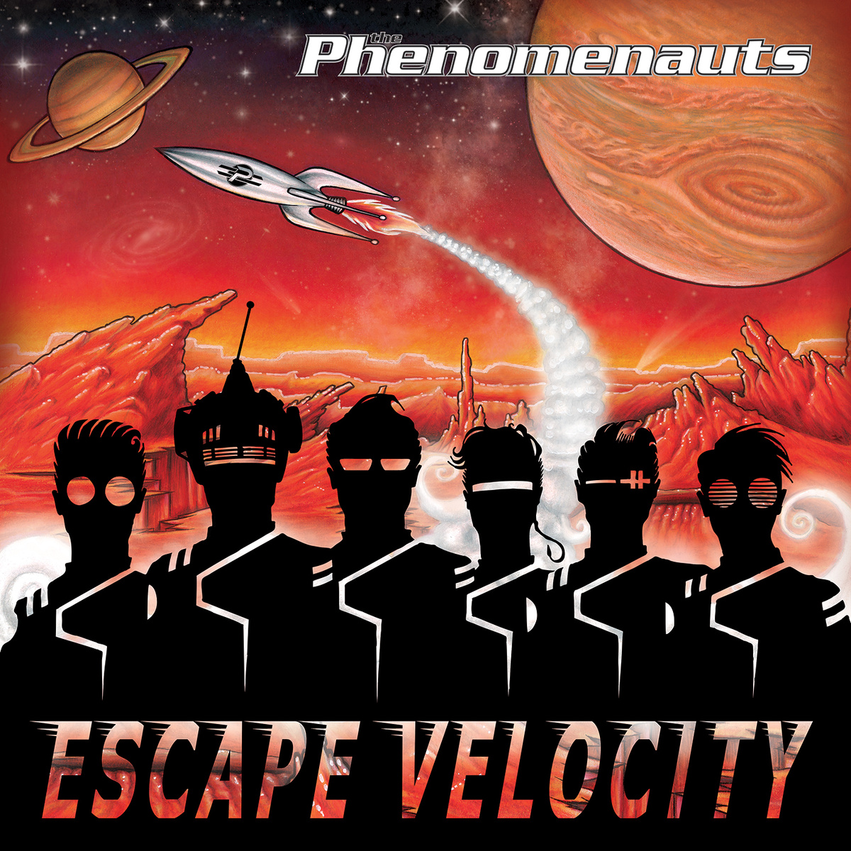 The Phenomenauts Escape Velocity