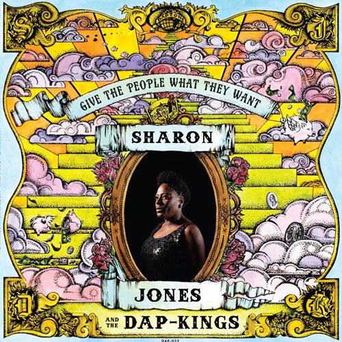 Sharon Jones & The Dap Kings Give The People What They Want
