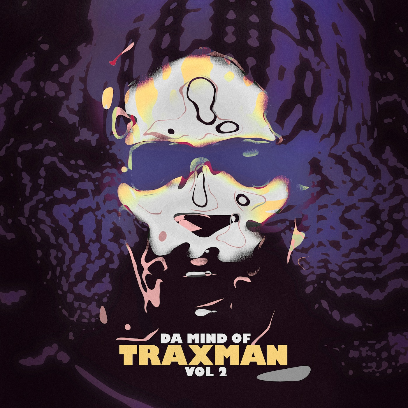 Traxman Da Mind of Traxman Vol. 2