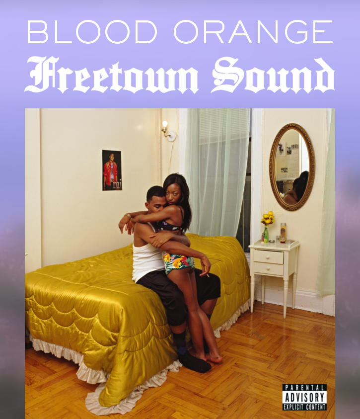 Blood Orange Freetown Sound