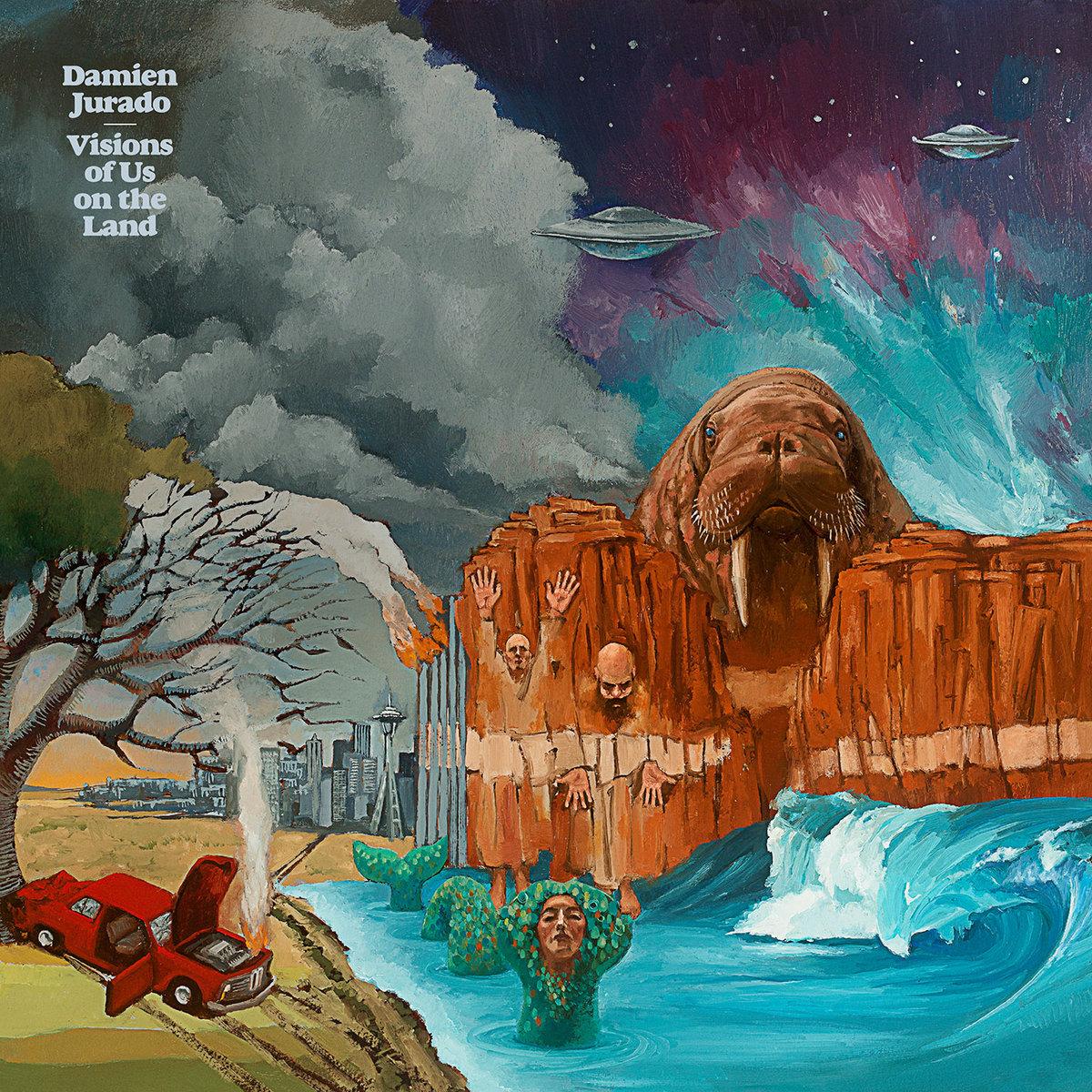 Damian Jurado Visions Of Us On The Land