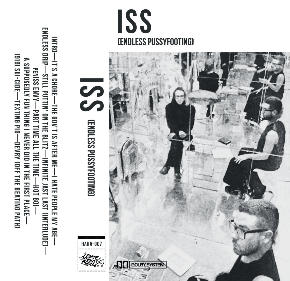ISS (Endless Pussyfooting)