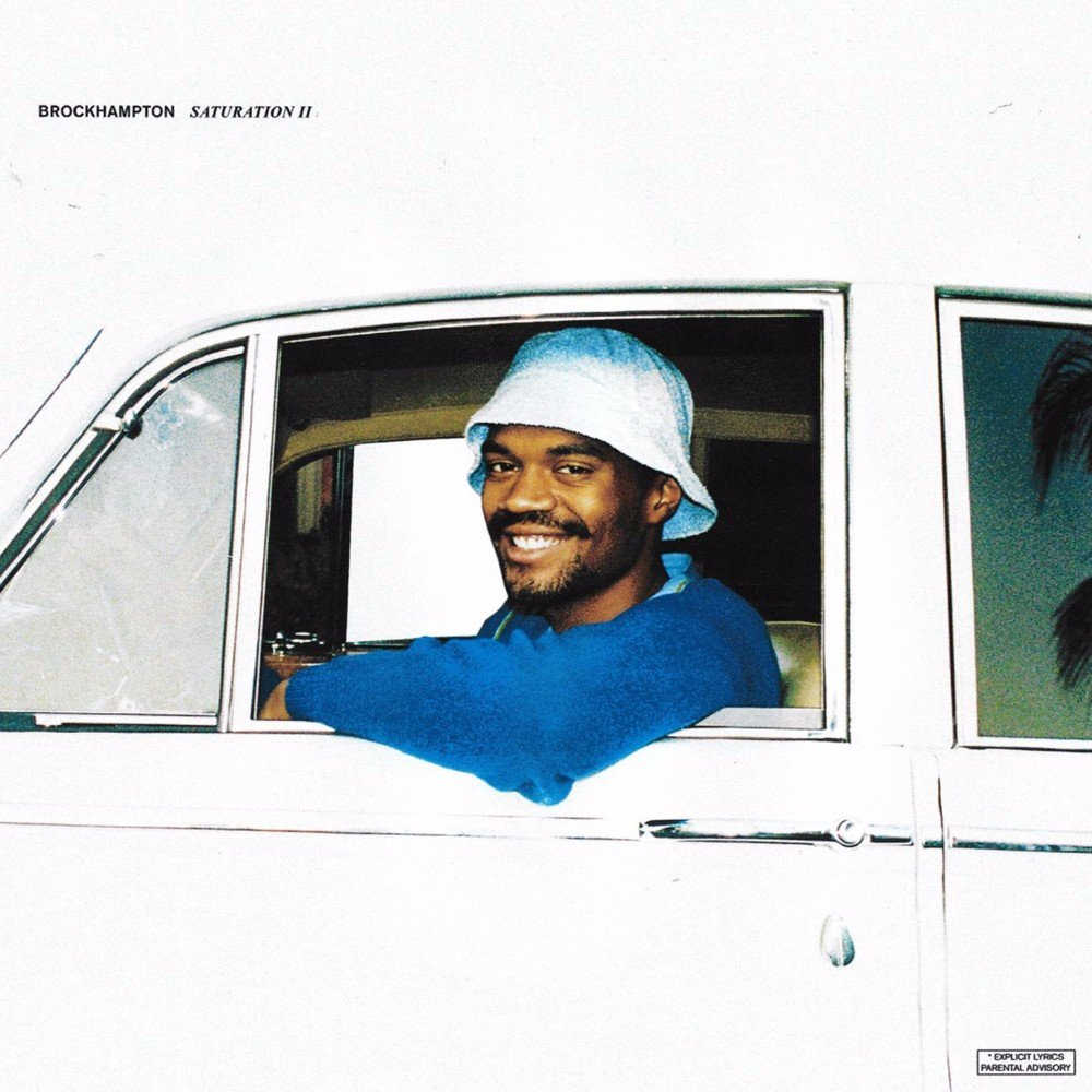 BROCKHAMPTON SATURATION II/III