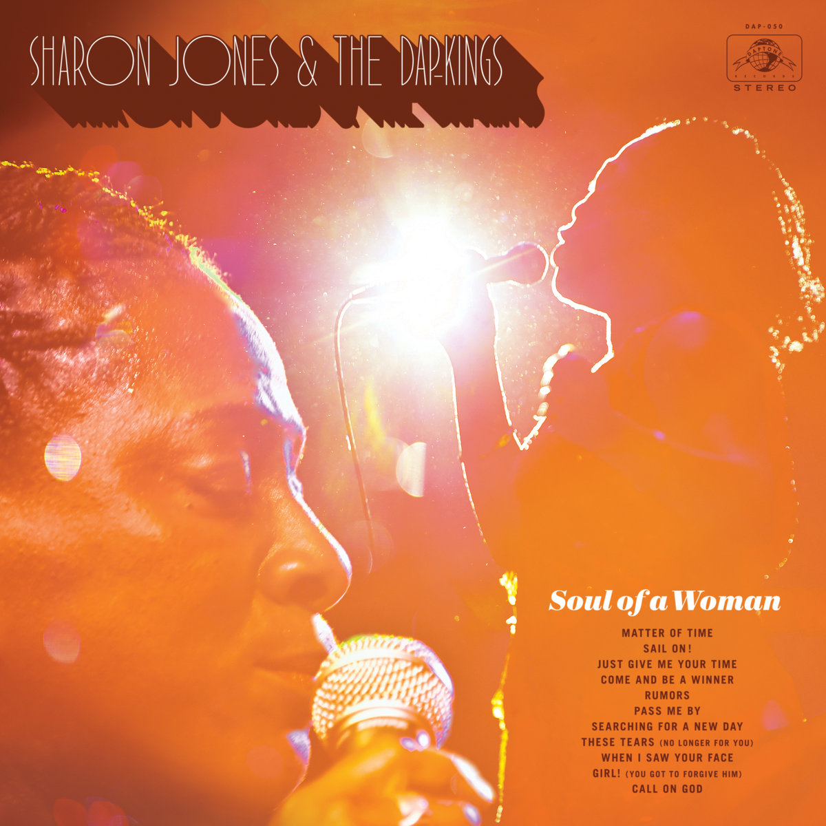 Sharon Jones & The Dap Kings Soul Of A Woman