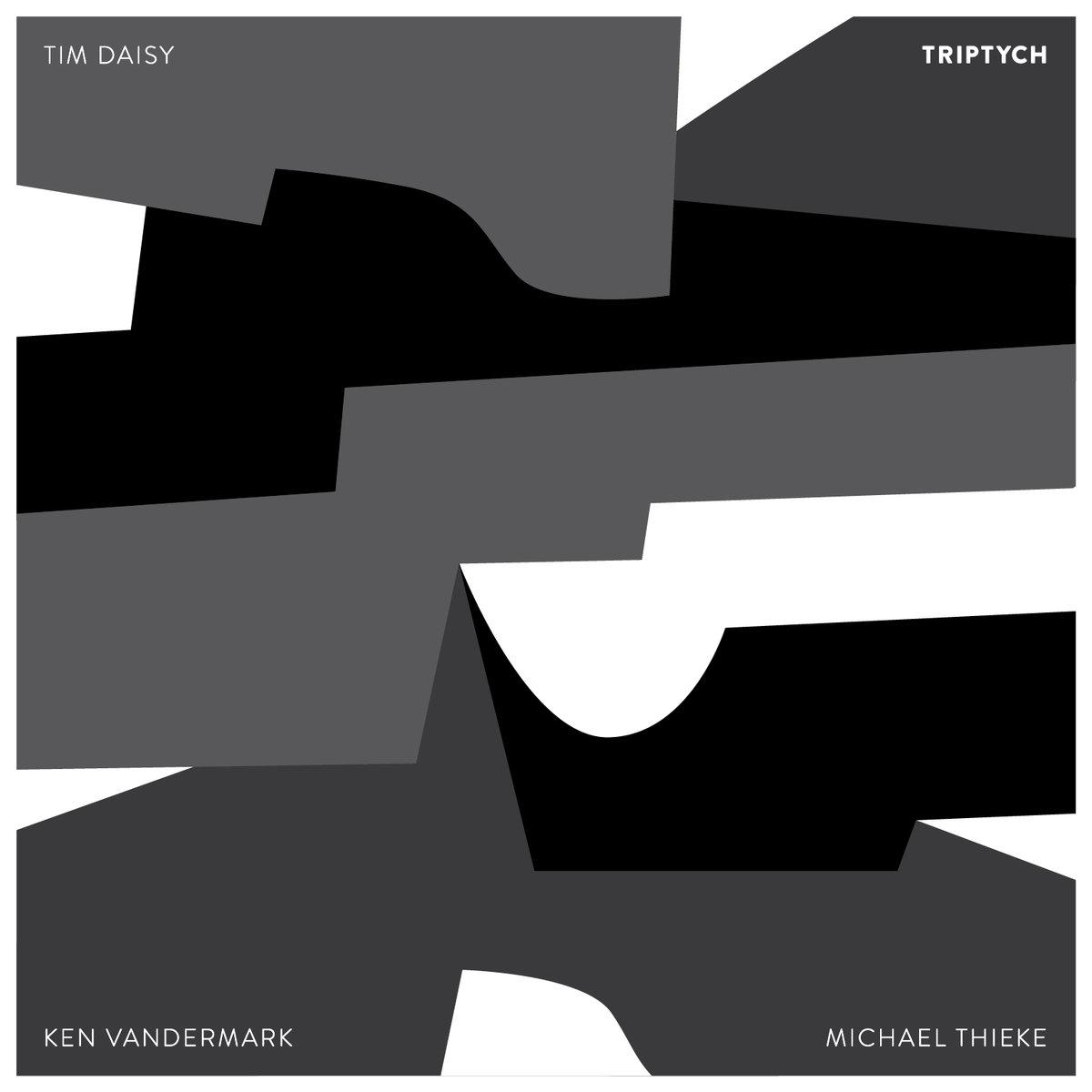 Tim Daisy Michael Thieke Ken Vandermark Triptych