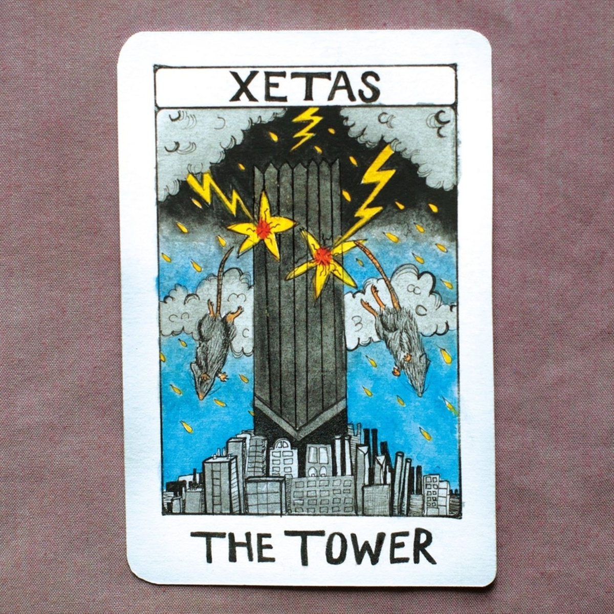 Xetas The Tower