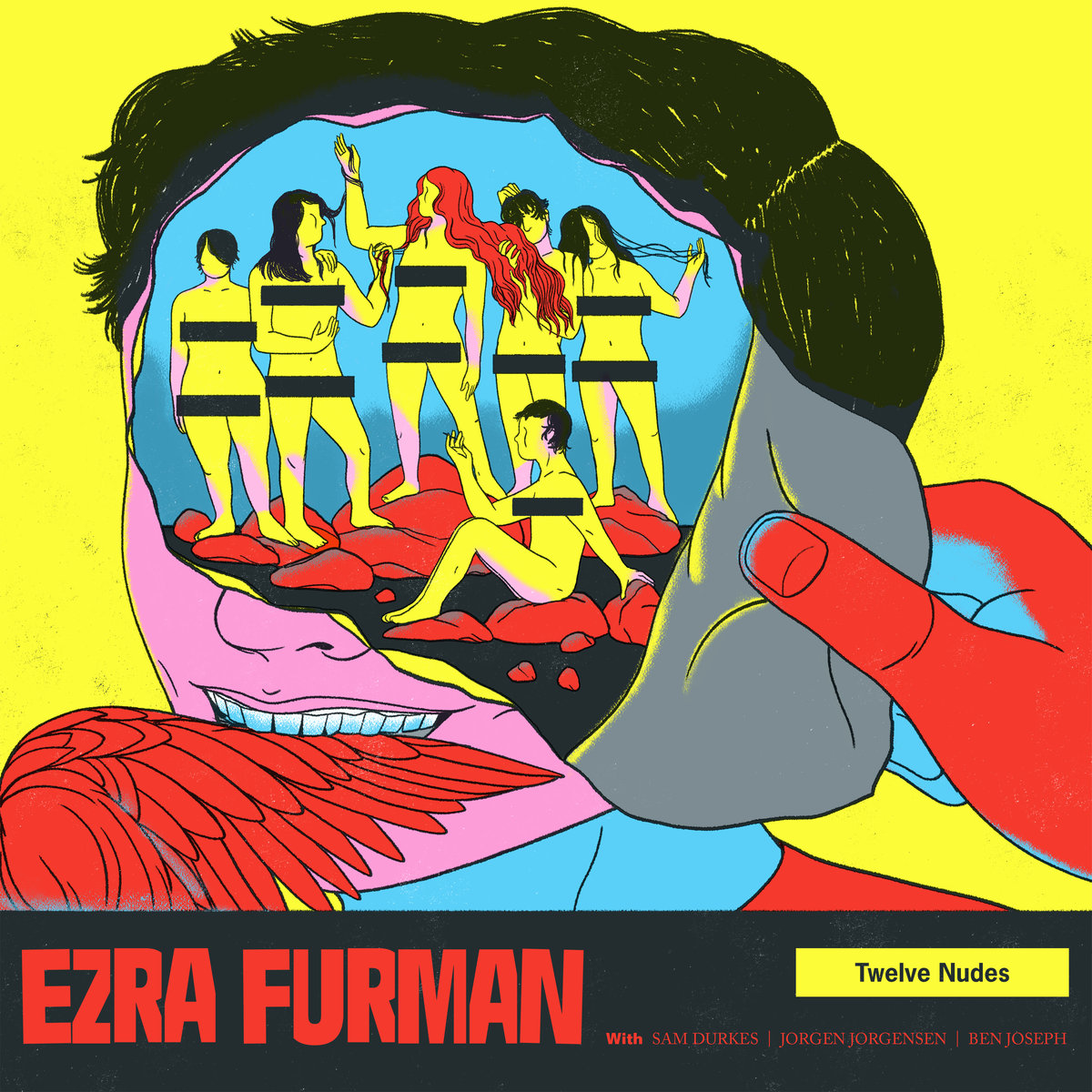 Ezra Furman Twelve Nudes