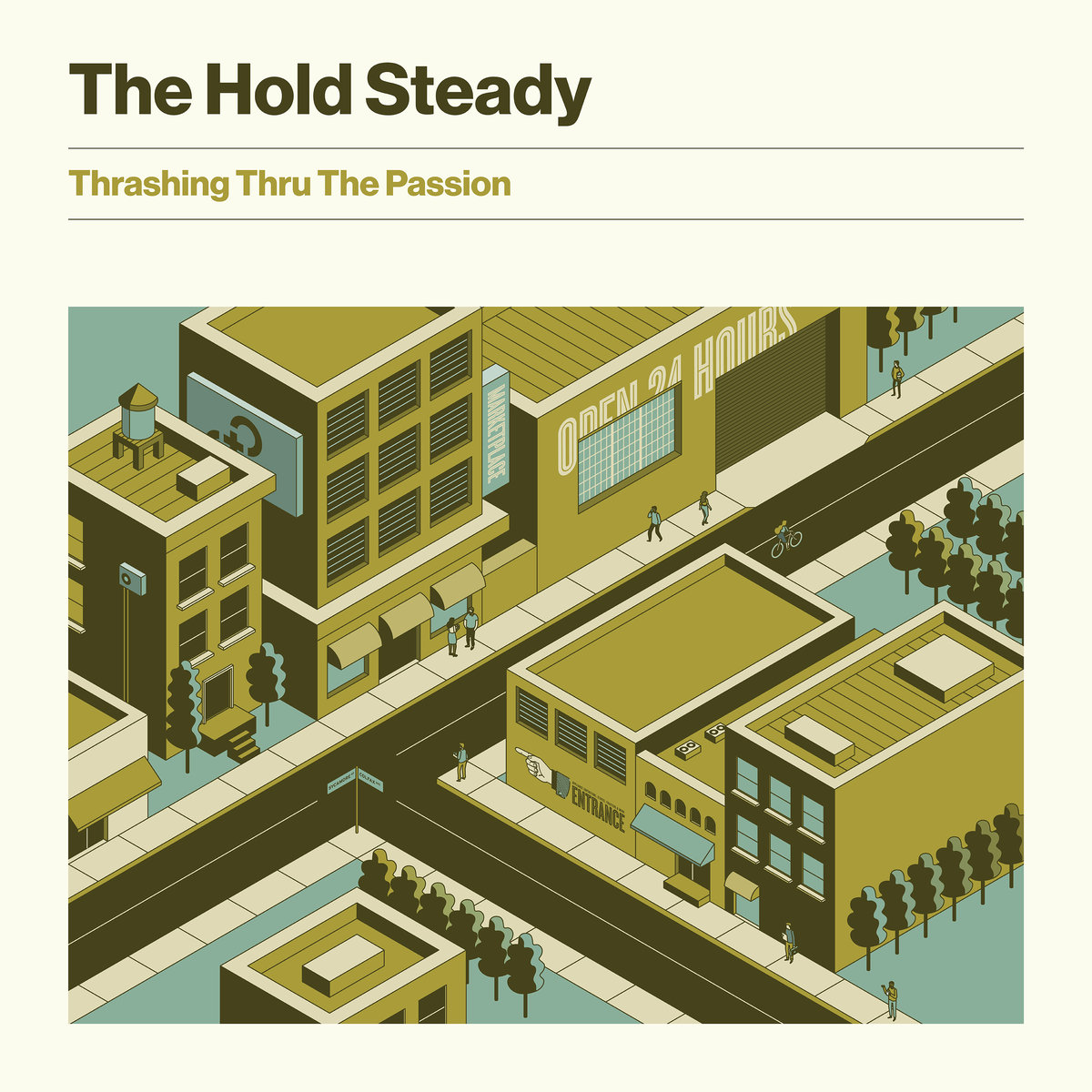The Hold Steady Thrashing Thru The Passion