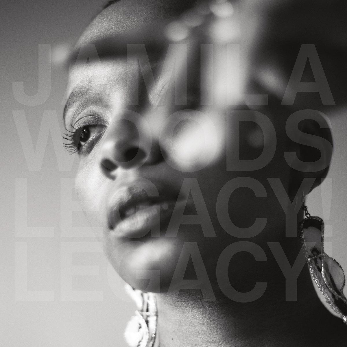 Jamila Woods LEGACY! LEGACY!