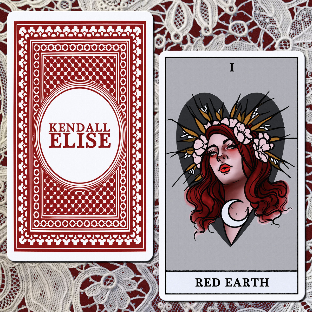 Kendall Elise Red Earth