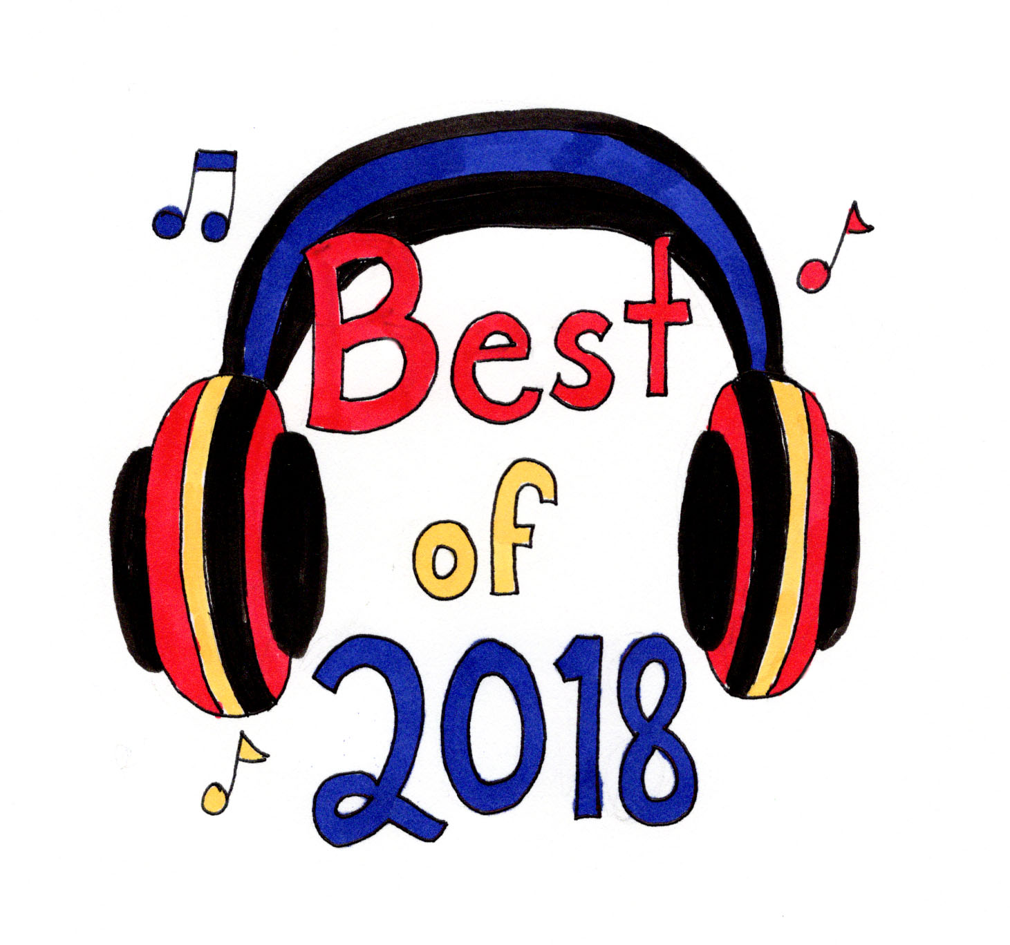 CHIRP Radio Best of 2018