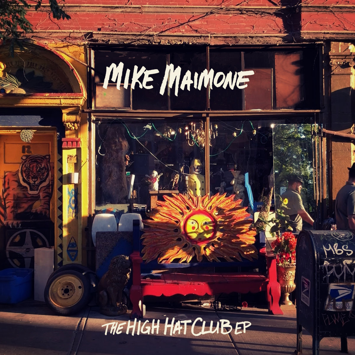 Mike Maimone The High Hat Club