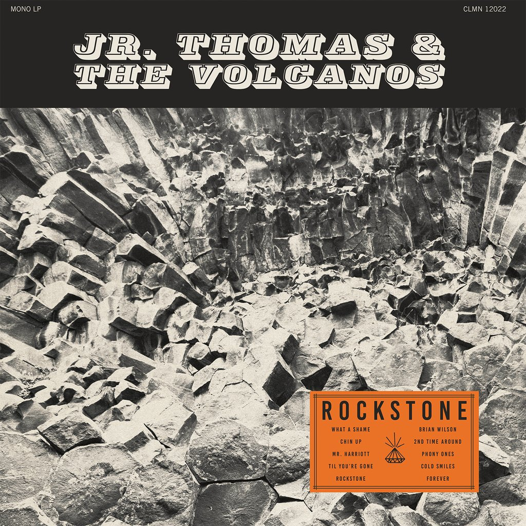 Jr. Thomas & The Volcanos Rockstone